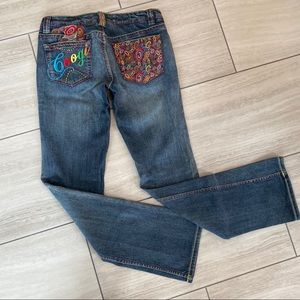 COOGI multicolored Denim Jeans